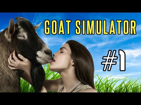 Xxx Mp4 My NEW Girlfriend Goat Simulator 1 3gp Sex