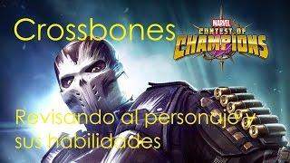 Crossbones Habilidades explicadas!!!