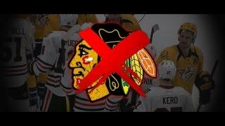 Nashville Predators Sweep the Hawks [HD]