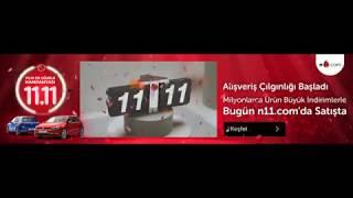 11.11 Yılın En Uğurlu Kampanyası 2017 I Masthead