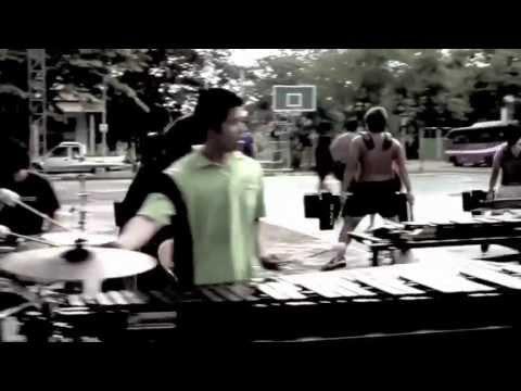 Freedom Percussion Ensemble 2012 2Ep. Fhon Diksha Whantha