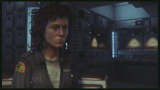 Alien Isolation Ellen Ripley