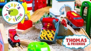 Thomas and Friends | Thomas Train and HAPE REMOTE CONTROL TRAIN! Fun Toy Trains for Kids & Children