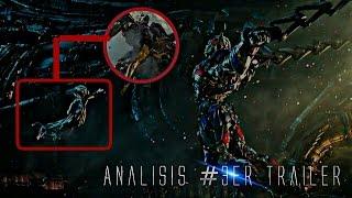 Transformers 5|El Último Caballero/Breve Análisis #3Er Trailer _La Historia Real de los Caballeros..