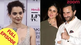 Kangana Talks About Her Marriage Plans | Kareena Reveals That Hubby Saif Is Jealous Of Her & More