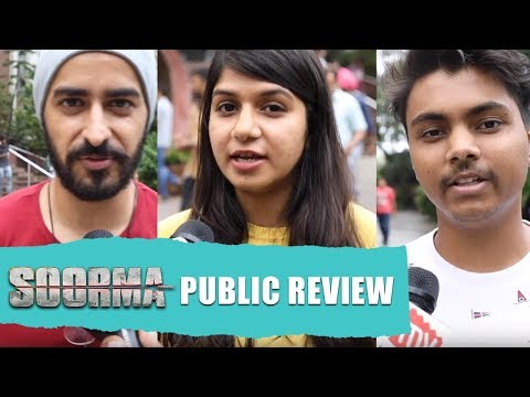 Xxx Mp4 Soorma Movie Public Review Public Reaction First Day First Show Diljeet Dosanjh BookMyShow 3gp Sex