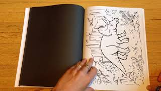 The Best Boy's Drawing & Coloring Book