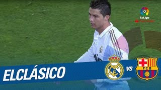 El Clasico - TOP Goals Cristiano Ronaldo 2006 - 2017 at the Camp Nou