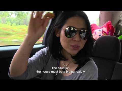 The House : Comelnya Emma Maembong, Chacha Maembong, Yaya Maembong Tinggal Sebumbung!