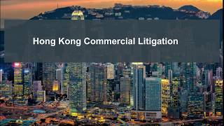 Hong Kong Commercial Litigation - Partial summary judgment.