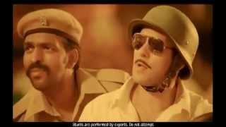Salman Khan ft. in Suzuki Hayate TVC HQ