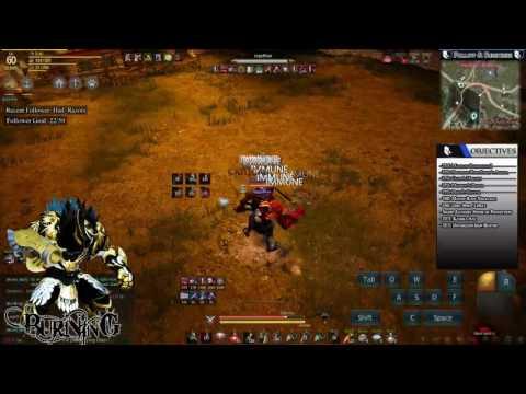BDO Berserker | BurNing PvP Highlights #1