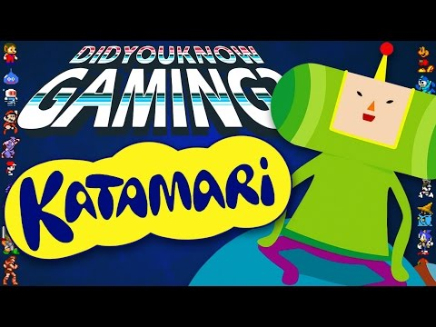 Katamari Did You Know Gaming Feat. Matt Watson SuperMega