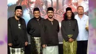 WINGS - Keroncong Hari Raya (Official Video Lyric)
