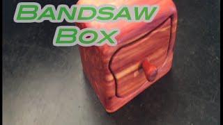 Make a cedar bandsaw box.  FarmCraft101