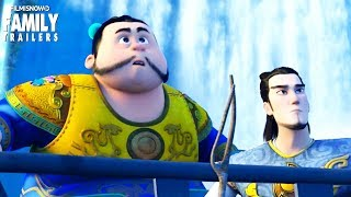 The Guardian Brothers | Trailer for animated movie with Bella Thorne