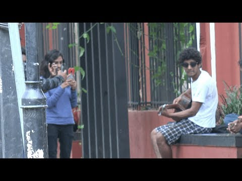 Beggar Singing English Song Prank Pranks In India Indian Cabbie