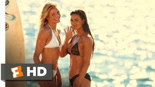 Charlie's Angels: Full Throttle - Surfboard Stakeout Scene (1/10) | Movieclips