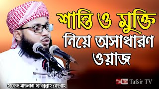 Bangla Waz 2018 Maulana Hafez Habibullah Misbah / আল্লামা সাঈদীর সৈনিক