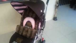 New Juicy Couture Pram/Stroller!! Check it out!!