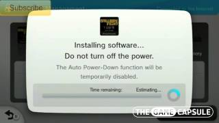 How to Add Funds / Download Games at the Nintendo eShop Wii U