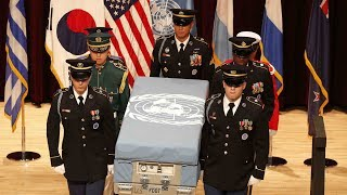 US hopes for return of remains of Korean War dead from DPRK by July 27