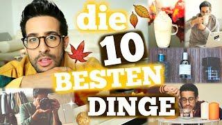 die 10 BESTEN DIY's / DINGE für den HERBST! 🍁 | Sami Slimani