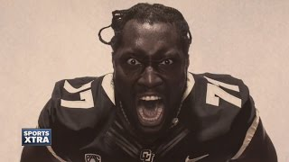 7Sports Xtra with the amazing journey of CU offensive lineman Stephane Nembot, from Cameroon to Boul