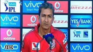 IPL 9 GL vs KXIP: Punjab Coach Reacts On Loss vs Gujarat