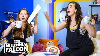 Reading Star Wars Fan Fiction: Rare Pairs! General Hux + Harley Quinn, etc - Millennial Falcon