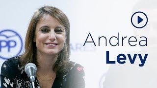 Levy pide a Sánchez que deje de ser un lastre para España y convoque elecciones ya