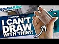 ARE THESE EVEN ART SUPPLIES...?   Mystery Art Box   Scrawlrbox Unboxing   Bullet Journal Supplies
