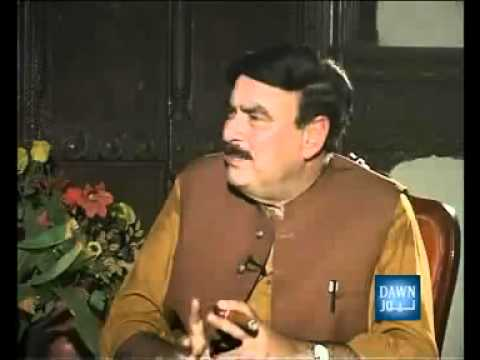 Must Must Watch this Girl What She is Doing with Sheikh Rasheed LAMHAY 09 Aug 2010