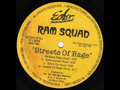 Ram Squad Get It On Instrumental 1996 Beat Old School Underground
