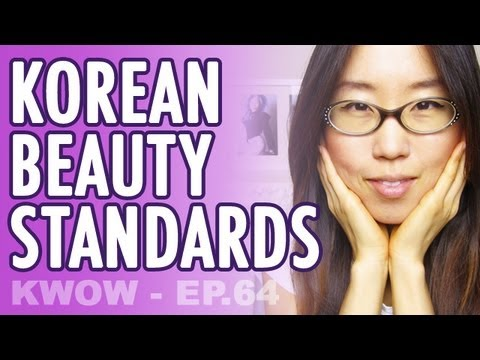Beauty Standards in Korea // How to say