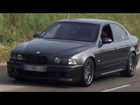 Bmw m5 V8