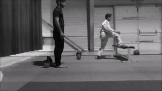 Développer la puissance musculaire du judoka