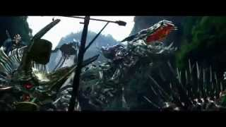 Transformers Grimlock AoE music video tribute - Warriors