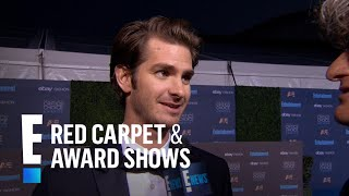 "Andrew Garfield Says Emma Stone Is the ""Greatest"" 