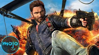 Top 10 Video Games Where Nobody Pays Attention to the Story