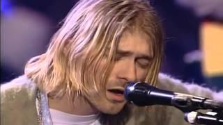 Nirvana - Where Did You Sleep Last Night (MTV Unplugged)