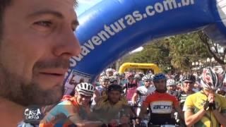 Casca Grossa acompanha desafio de Mountain Bike em Itabirito