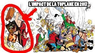 L'IMPACT DE LA TOPLANE EN 2017 !!!