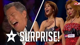 Sex Bomb Surprise! The Miss Tres Audition On Asia's Got Talent | Got Talent Global