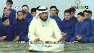 12 Vjeçari nga Çeçenia i cili u bë hafiz për 9 muaj!!