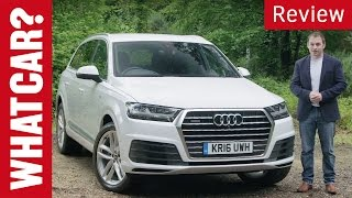 Audi Q7 review - What Car?