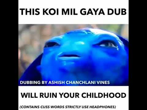 Xxx Mp4 Koi Mil Gaya Hindi Gaali Dubbed Comedy Video 2018 Latest 3gp Sex