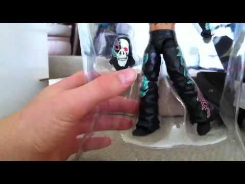 Unboxing of WWE Mattel Elite 11 Rey Mysterio
