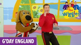 The Wiggles: Wiggling Through England!