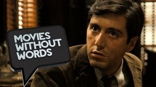 The Godfather - Movies Without Words (1972) Al Pacino, Francis Ford Coppola Movie HD